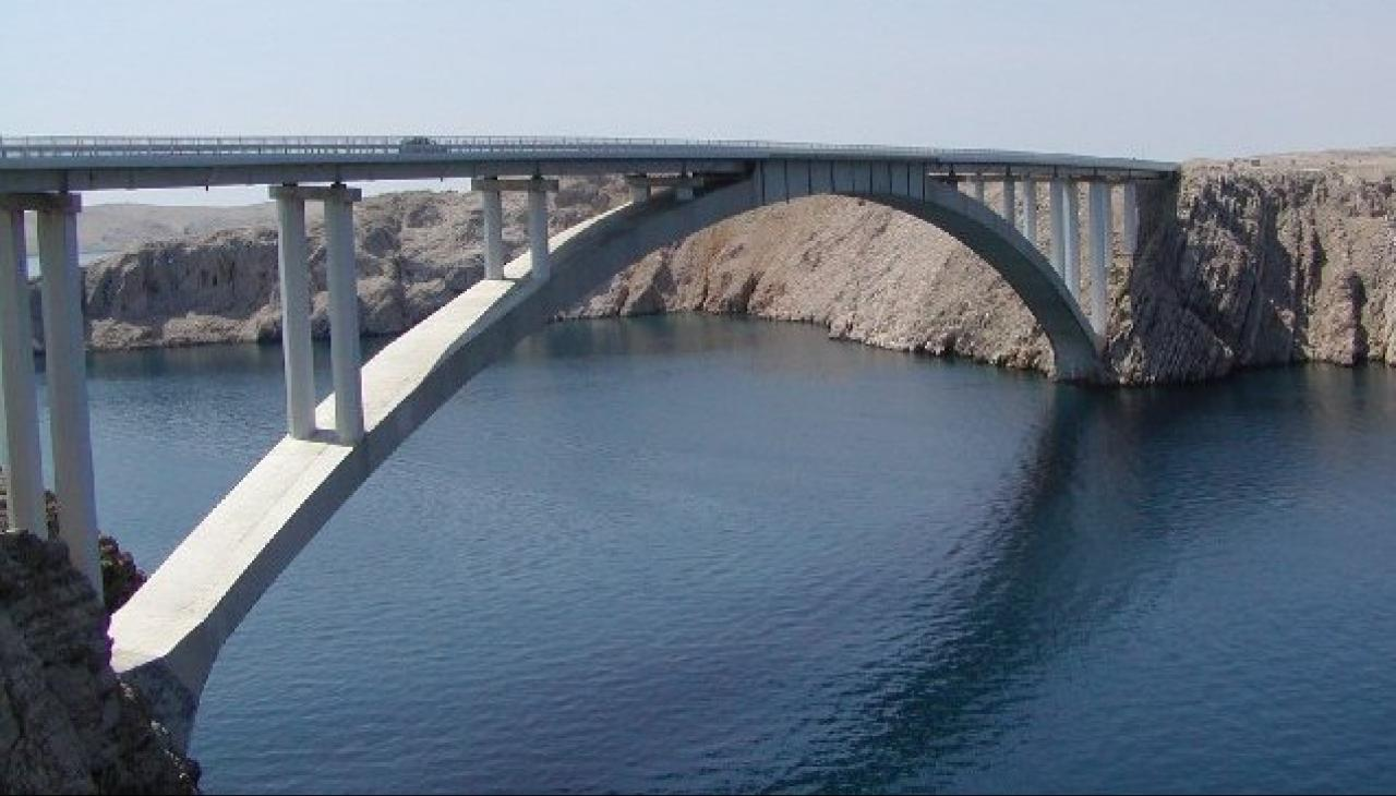bridge - island Pag