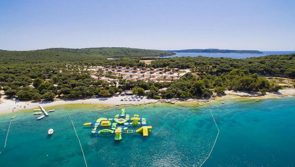 Mobilne kućice Brioni Sunny Camping by Valamar