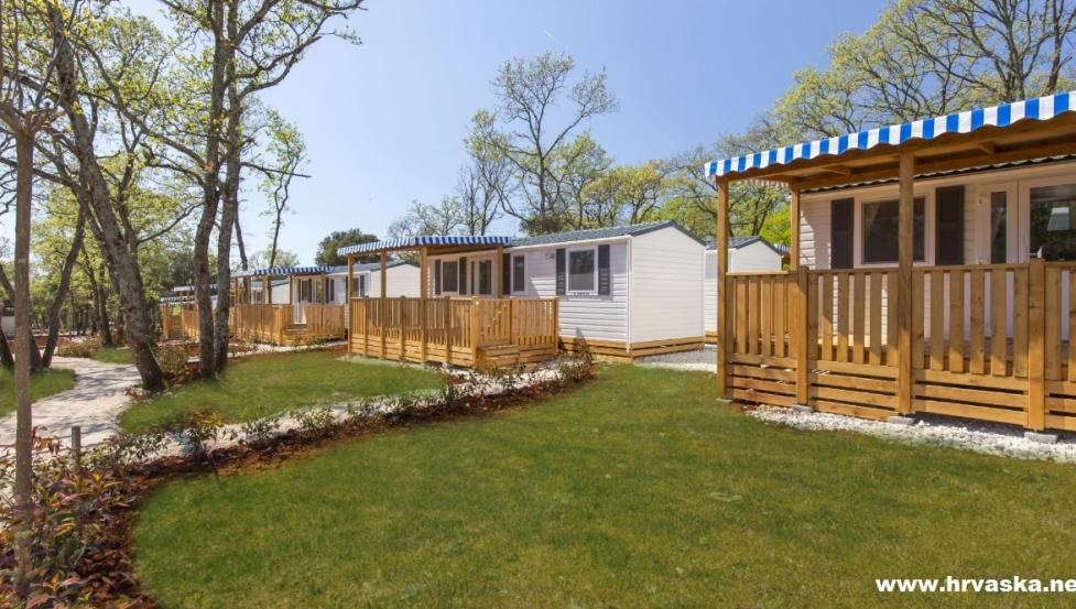 Mobile homes Naturist Camping Solaris (K)